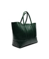Lotuff Leather Working Tote II in Green