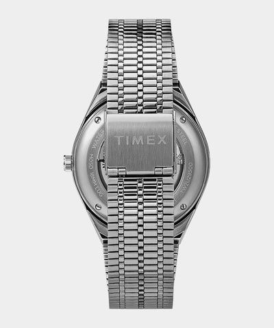 Timex M79 Automatic 40mm Stainless Steel Bracelet Watch