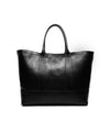 Lotuff Leather Working Tote II in Black