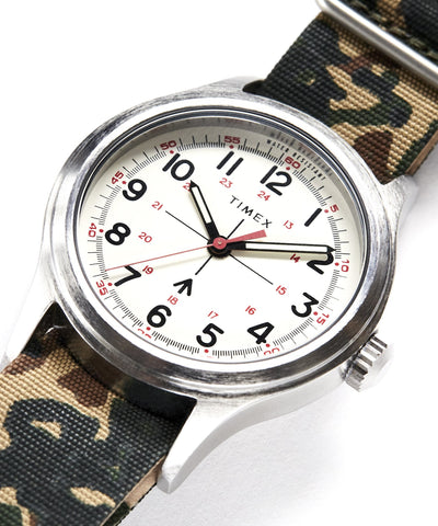 The Military Watch in White