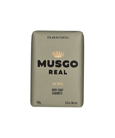 MUSGO REAL MEN'S BODY SOAP OAK MOSS 5,6 oz.