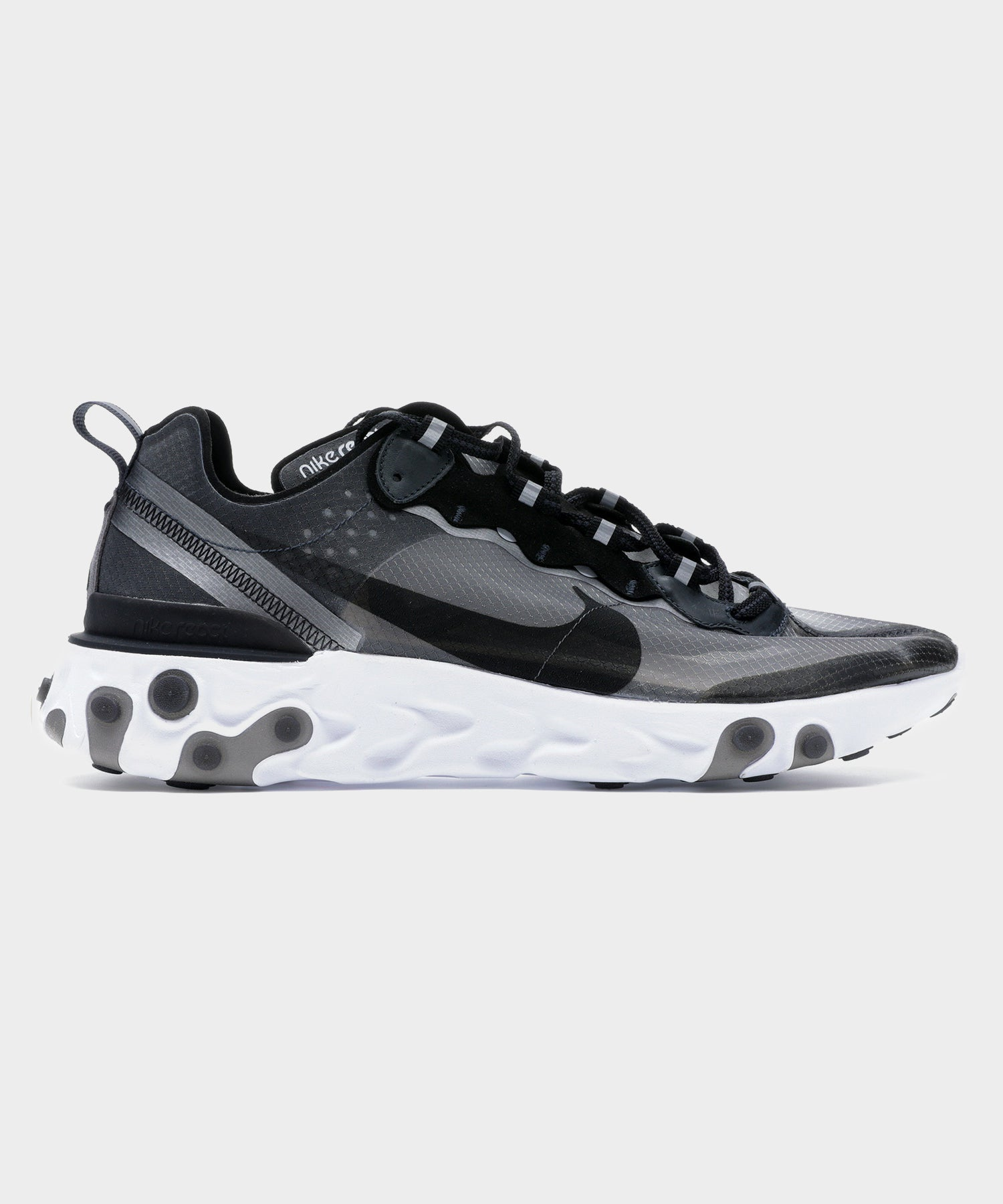 Nike React Element 87 in Anthracite