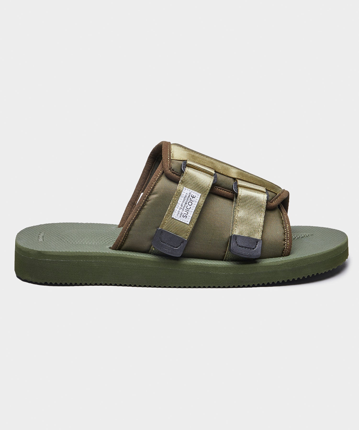 Suicoke Kaw-cab in Olive