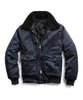 Golden Bear + Todd Snyder Exclusive Shearling Collar Bomber in Navy Alternate Image