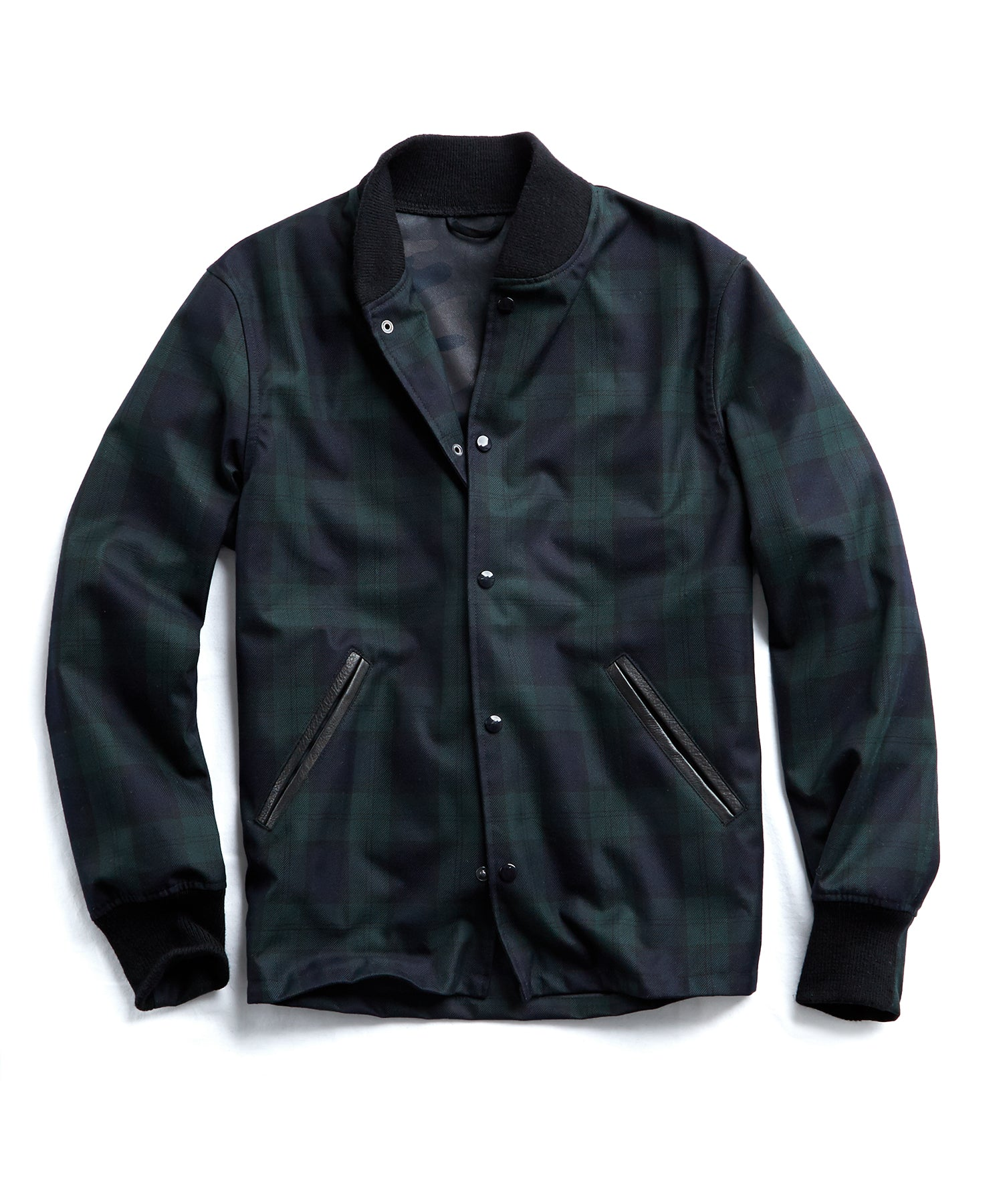 Golden Bear + Todd Snyder Exclusive Blackwatch Coaches Jacket