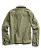 CPO Overshirt Jacket in Olive Alternate Image