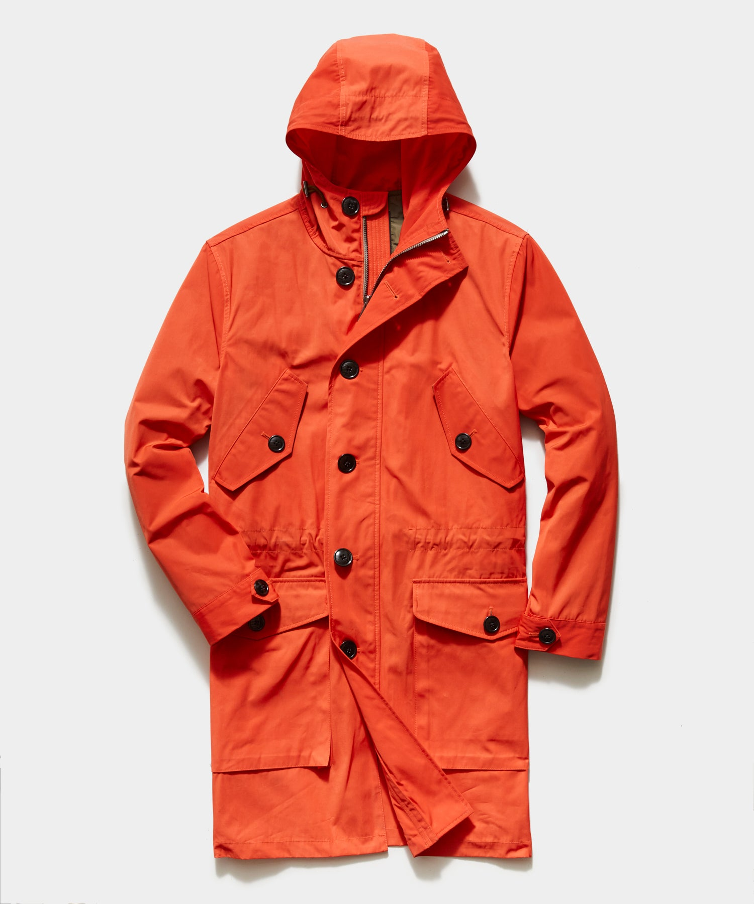 3-1 Parka in Orange