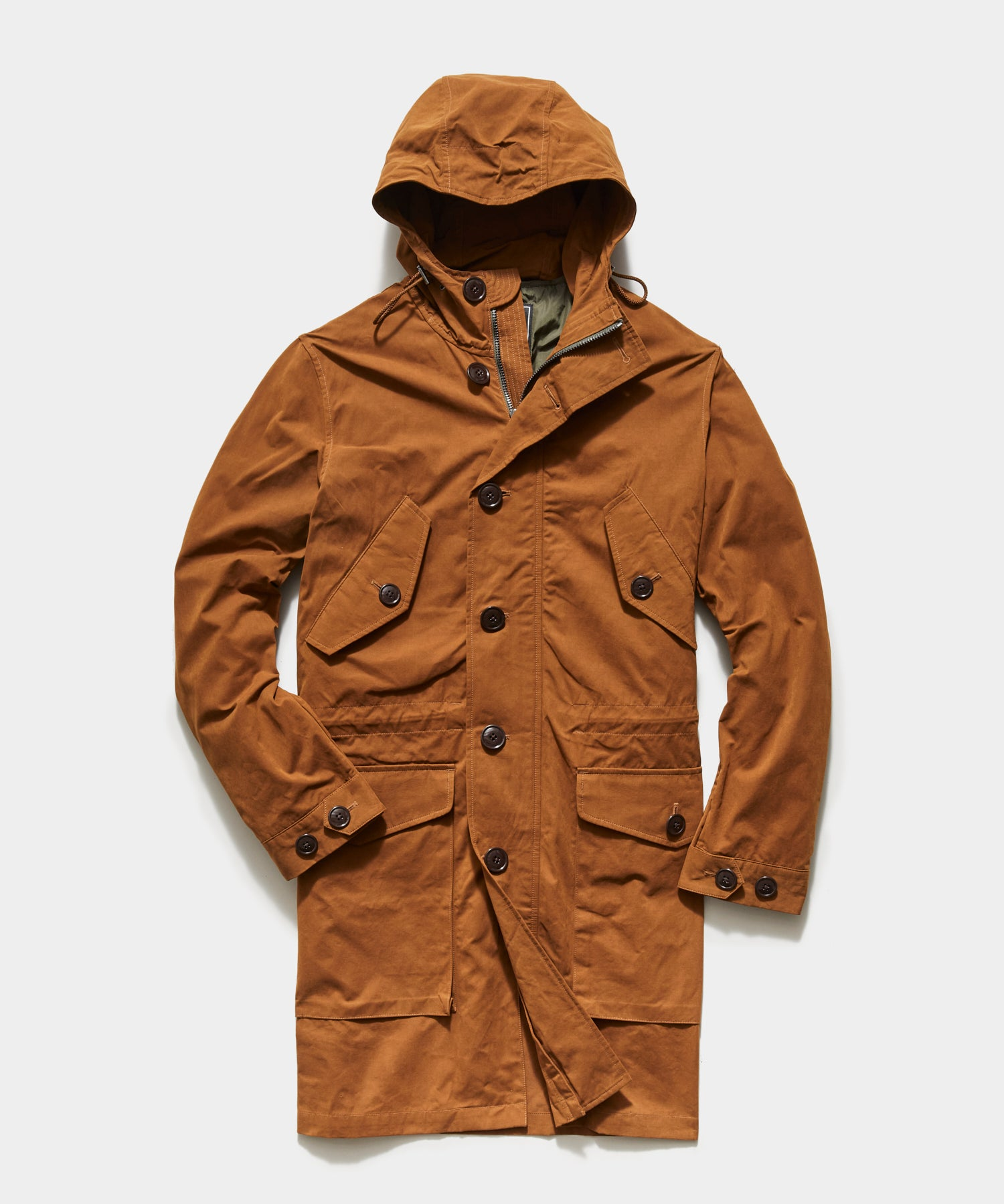 Made in New York 3-1 Parka in Yukon Gold