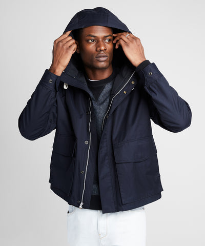 Made in New York Dock Jacket in Navy
