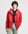 Made in New York Dock Jacket in Red