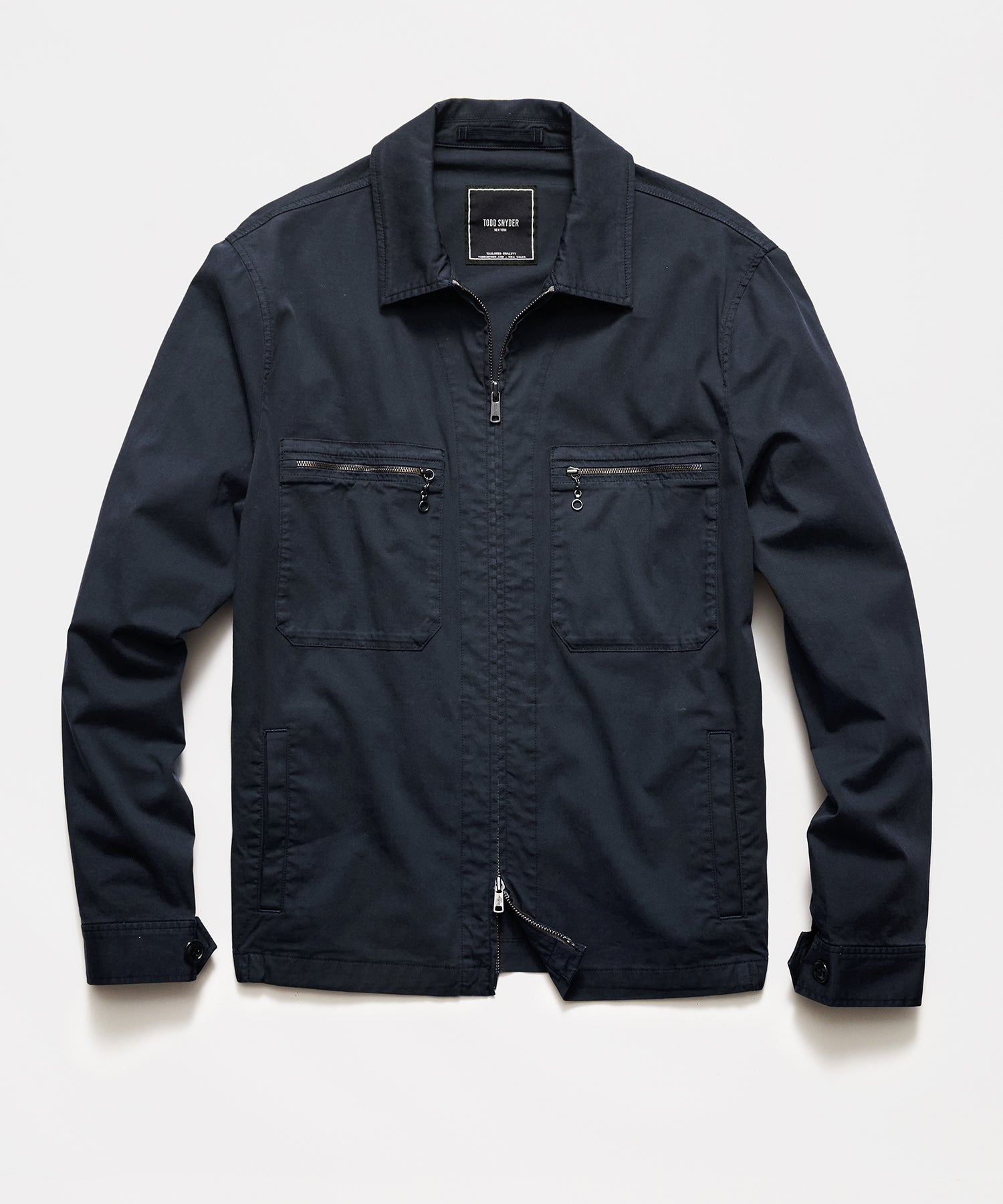 Italian Mechanic Jacket in Blue