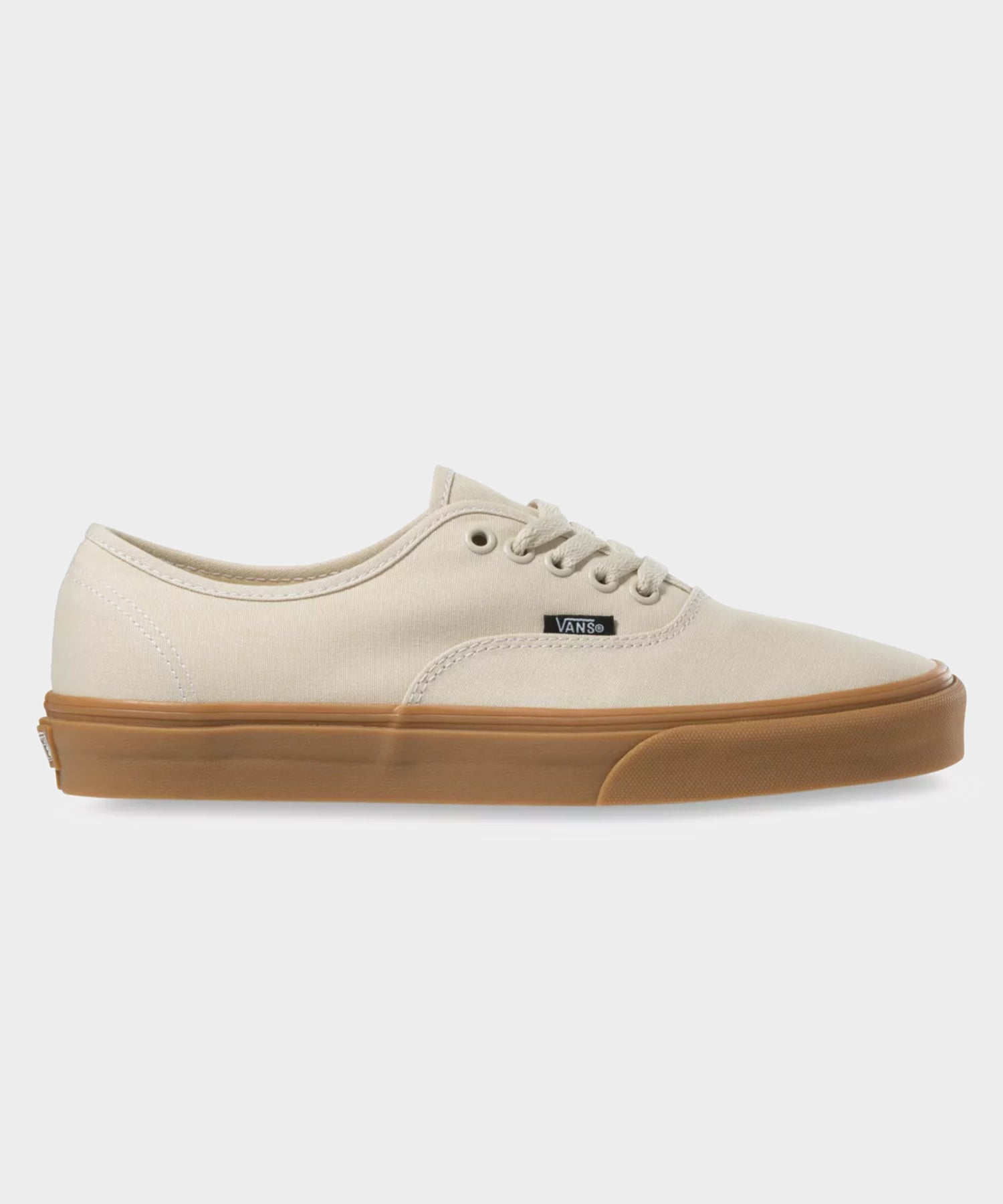 Vans Gum Authentic in Oatmeal