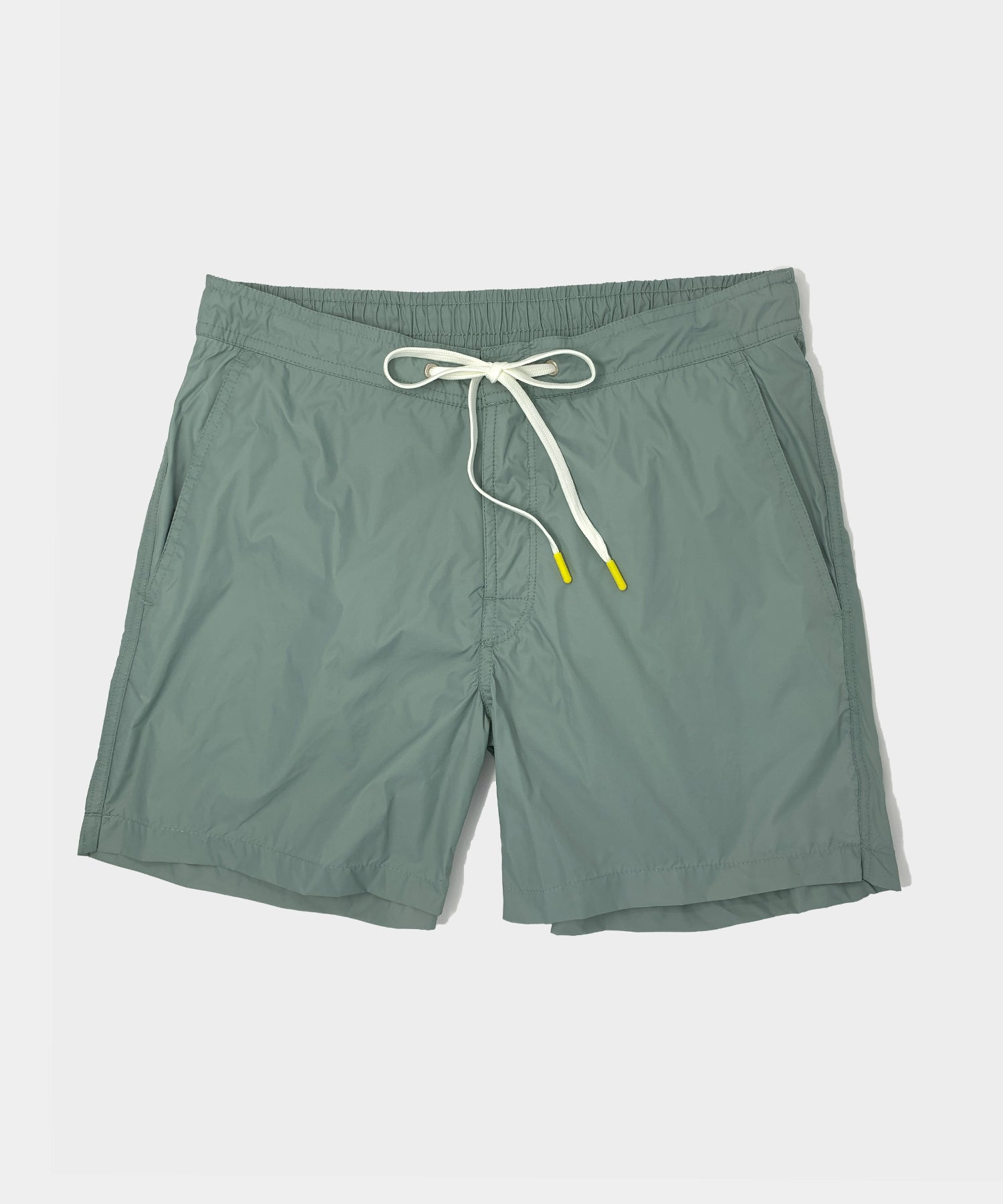 Hartford Kuta Swim Trunk in Sage