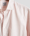 Made in USA Hamilton + Todd Snyder Red Fine Stripe Dress Shirt