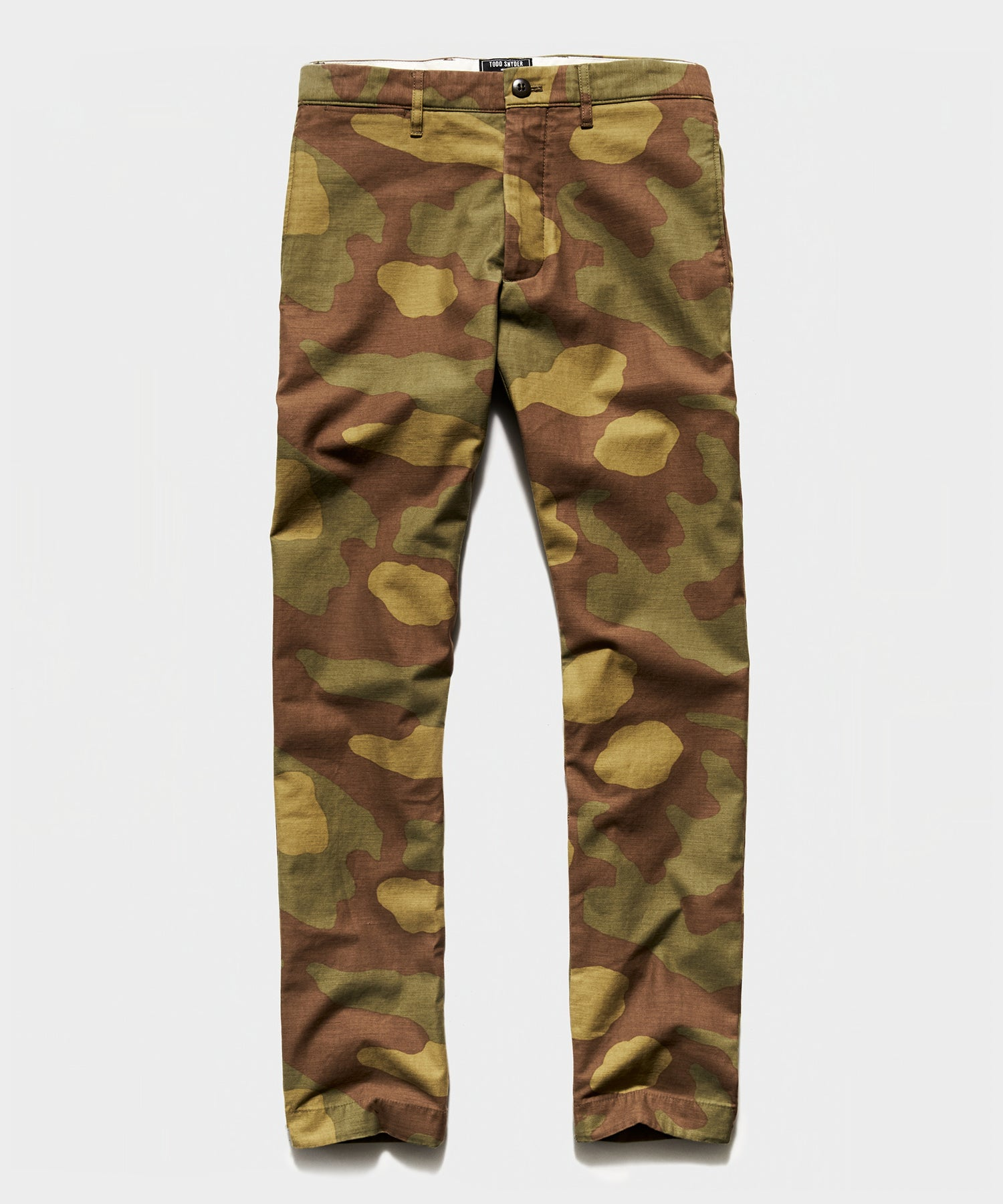 The Japanese Camouflage Chino