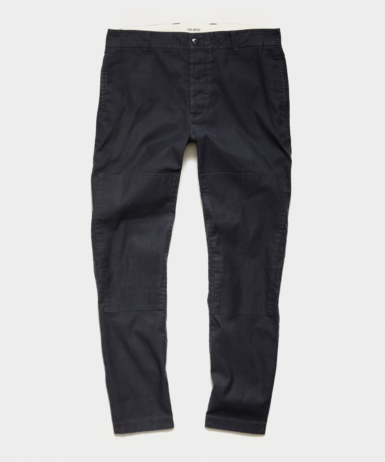 Japanese Workman's Pant in Black