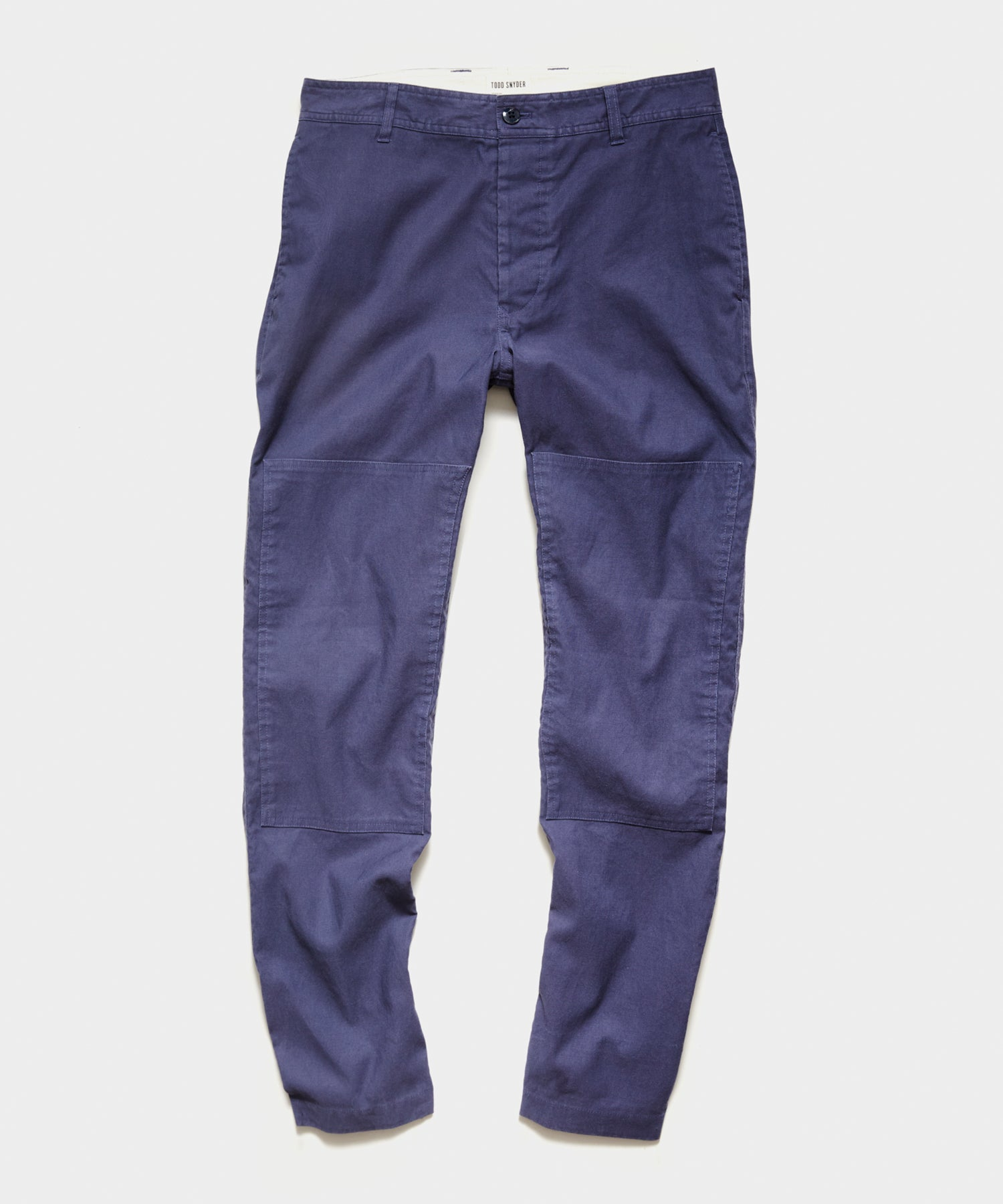 Japanese Workman's Pant in Original Navy