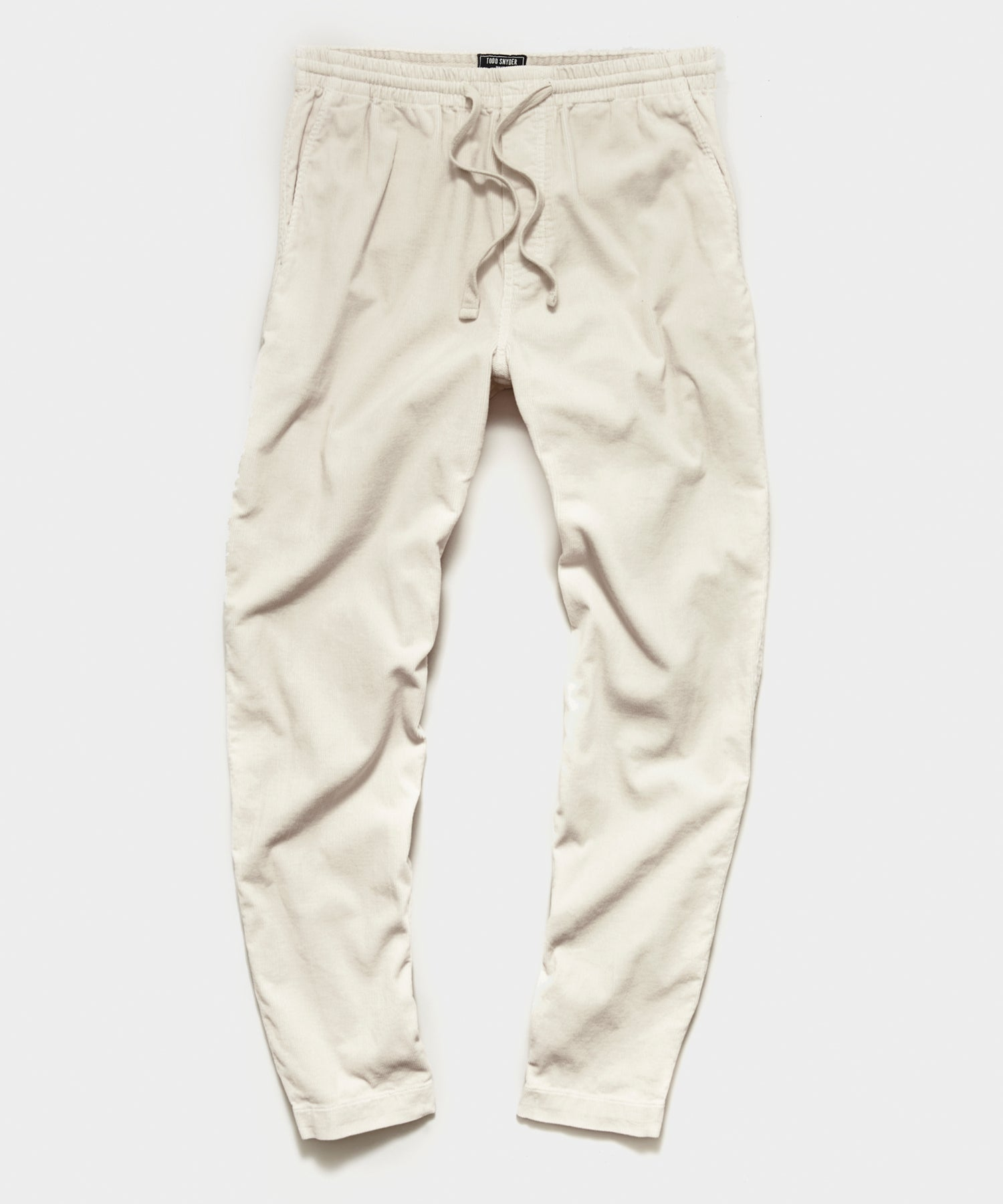 Stretch Corduroy Weekend Pant in Canvas