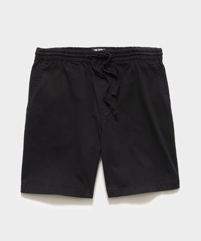"7"" Weekend Stretch Short in Black"
