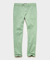 Slim Fit Tab Front Stretch Chino in Light Cactus