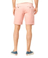 "9"" Stretch Chino Surplus Short in Peach"