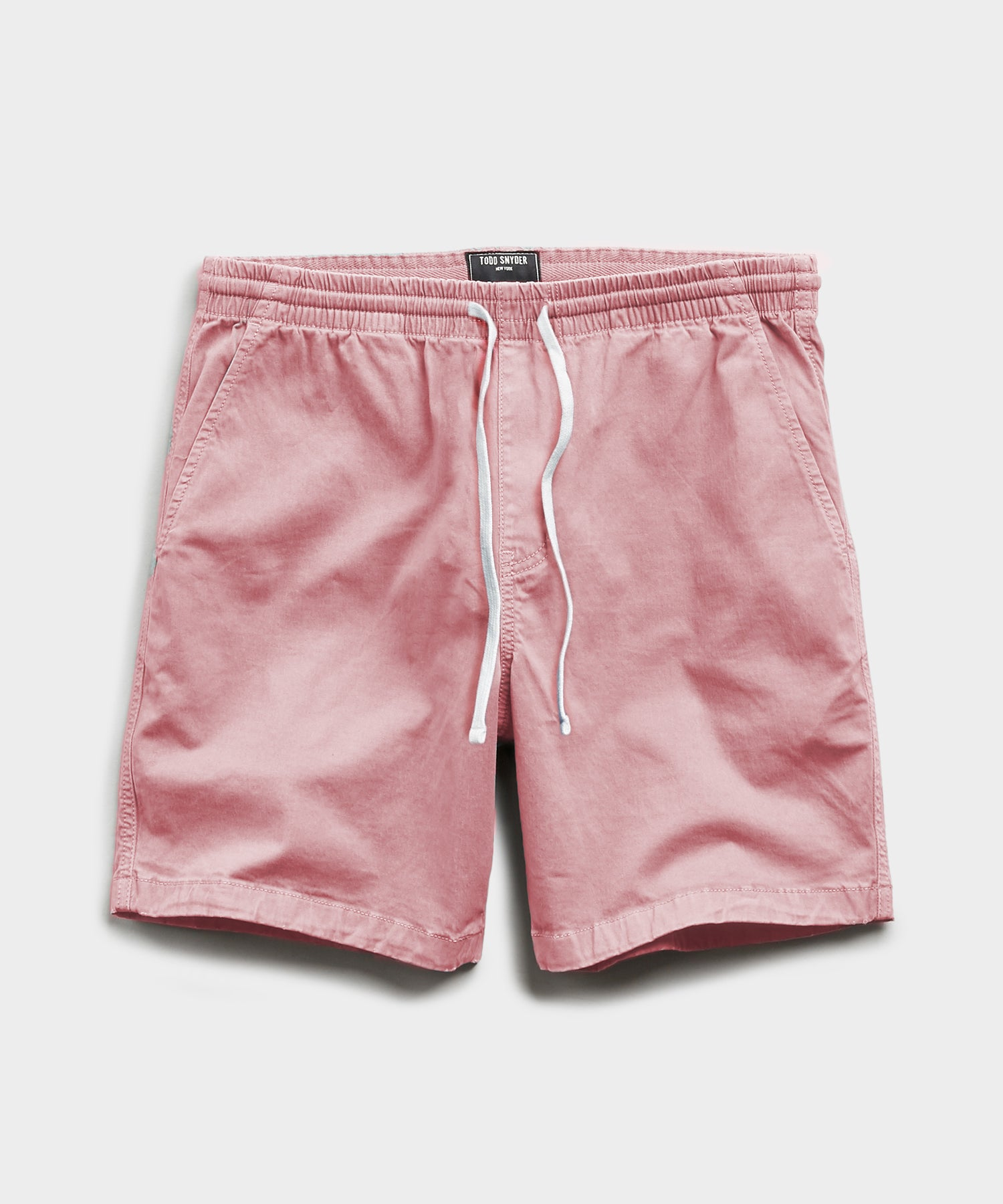 "7"" Weekend Stretch Short in French Rose"