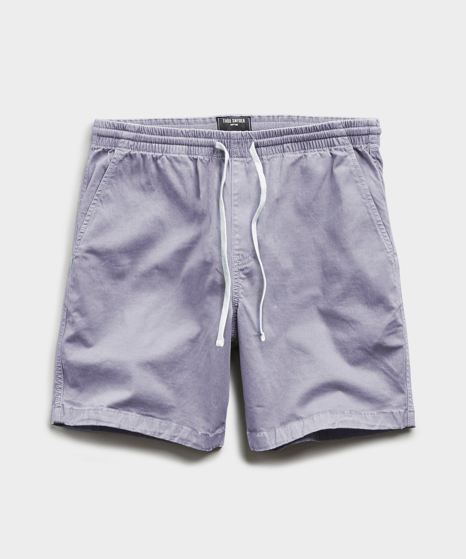 "7"" Weekend Stretch Short in Grape Mist"
