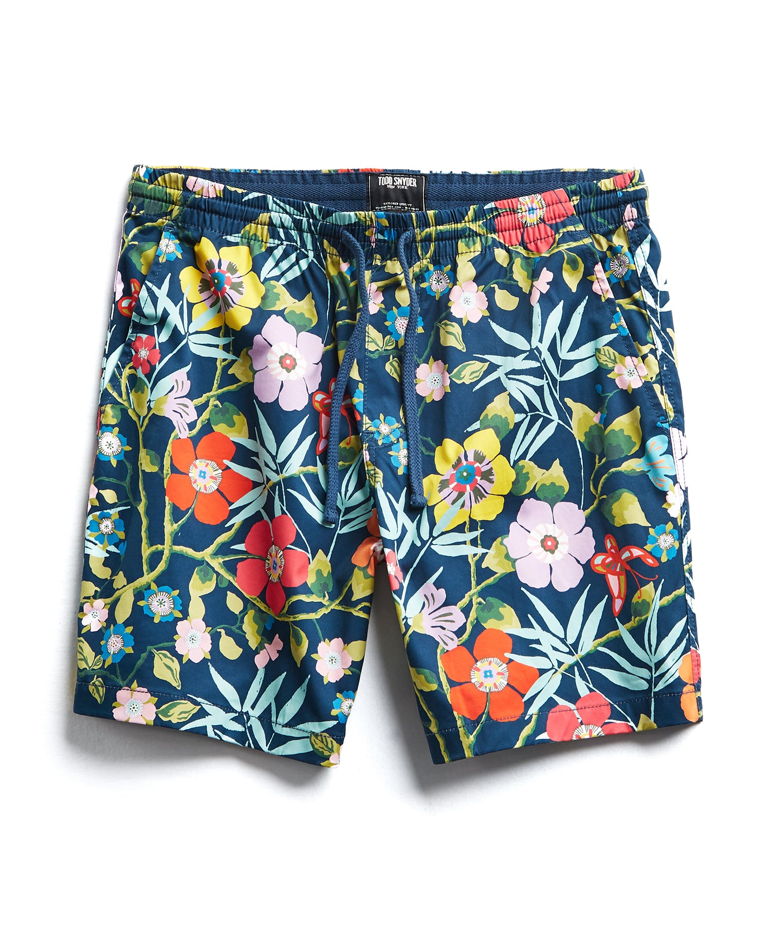 Warm Up Liberty Short in Blue