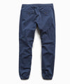Cotton Side Stripe Jogger in Navy