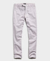 Straight Fit Tab Front Chino in Light Lilac