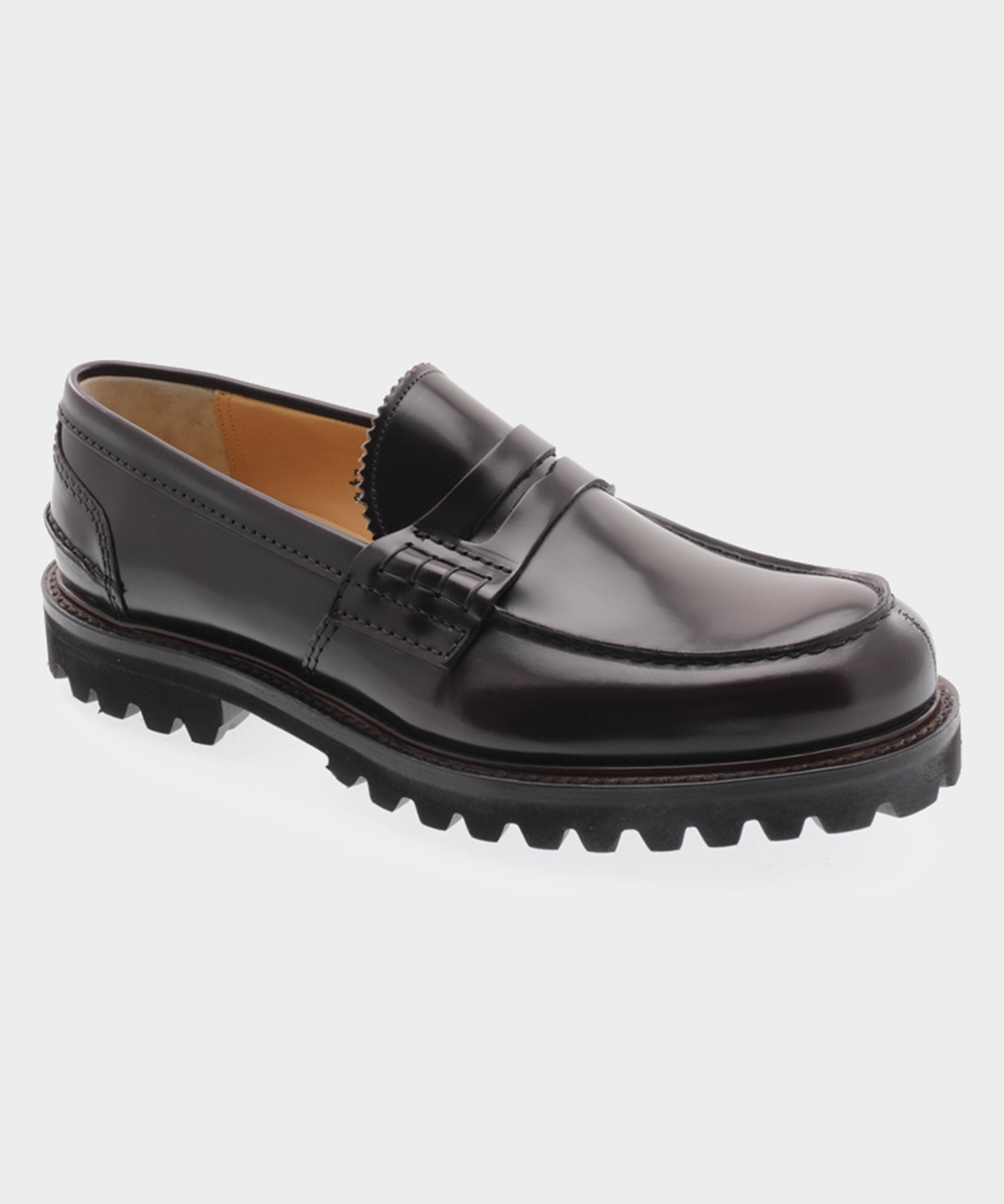 Church's Pembrey 5 Loafer in Light Ebony