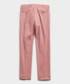 Sutton Wool Gabardine Suit Trouser in Mauve
