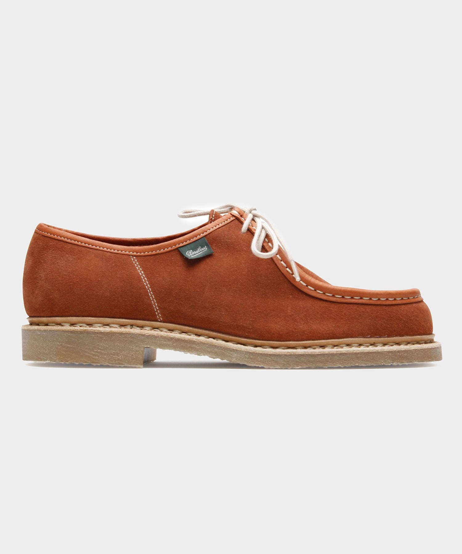 Paraboot Micka Velours in Rust