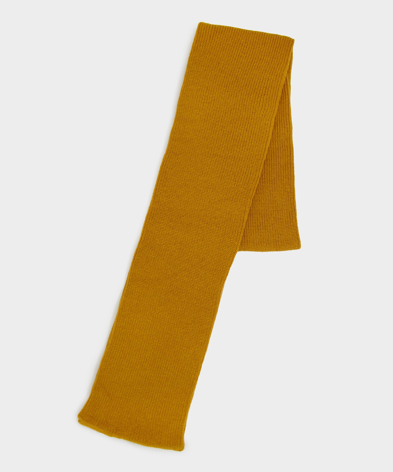 Rototo Sock Stole in Yellow