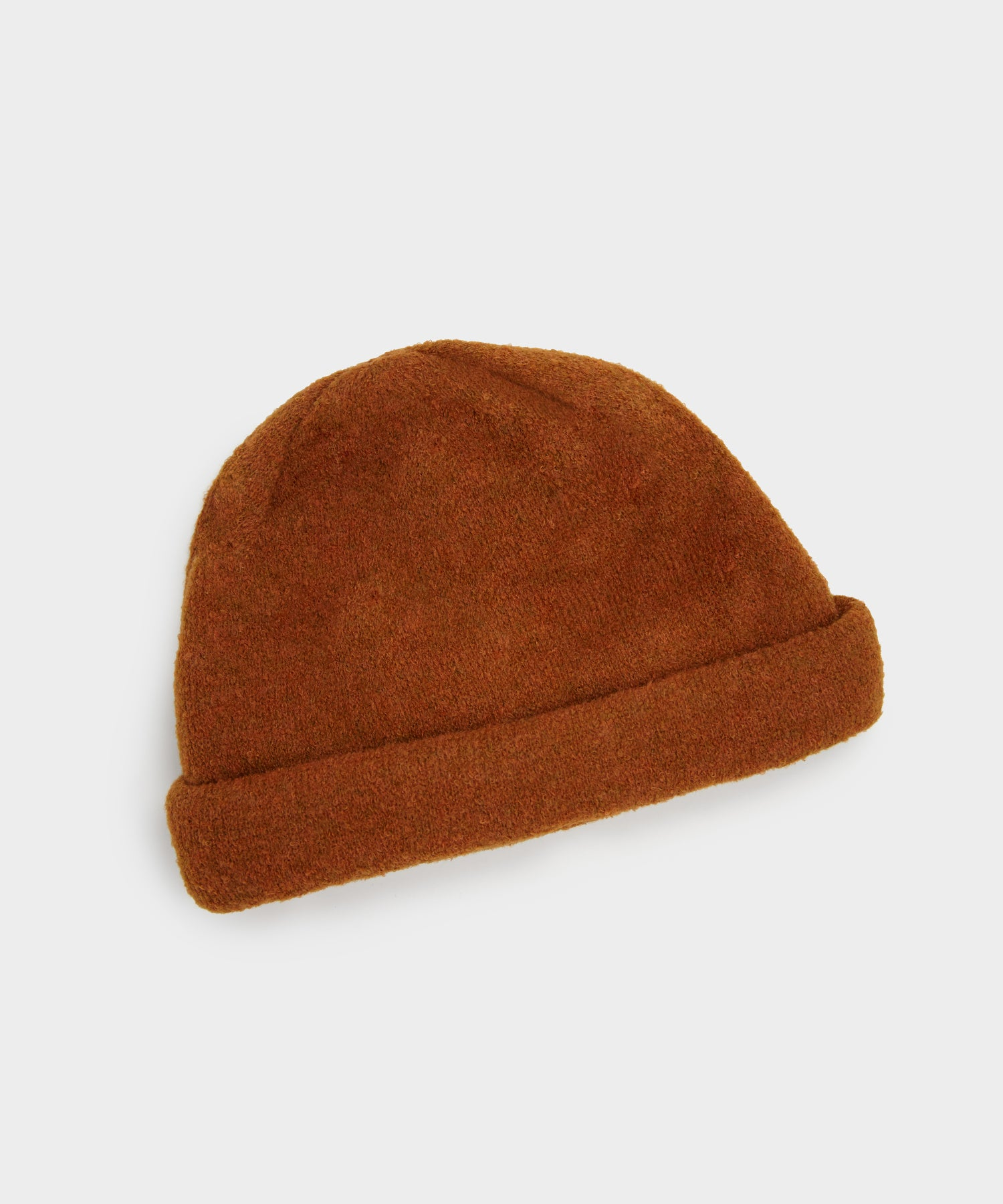 Rototo Mof Watch Cap in Burnt Orange