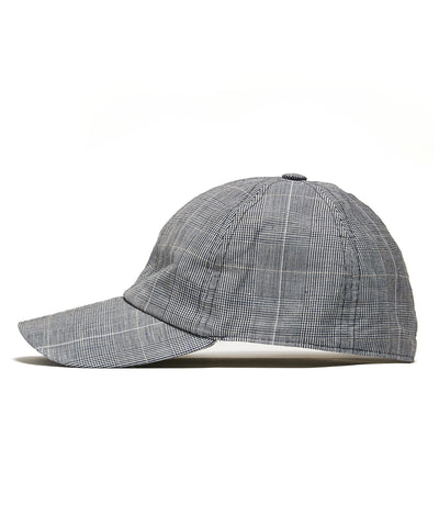 Lock and Co + Todd Snyder Prince of Wales Rimini Baseball Cap