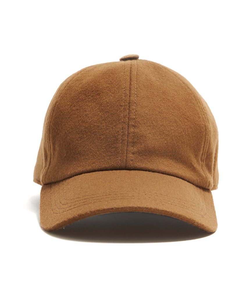 Lock   Co. Rimini Wool Alpaca Dad Hat in Camel c0e00f3a433