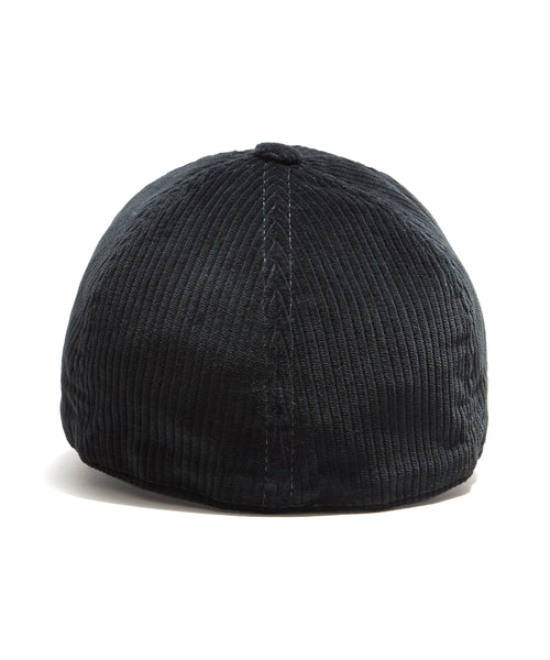 Lock and Co Corduroy Rimini Corduroy Dad Hat in Grey