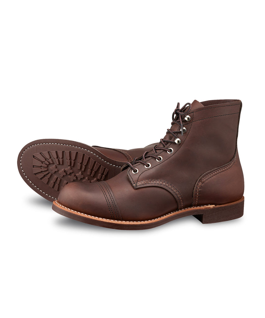 Red Wing 8111 Iron Ranger 6