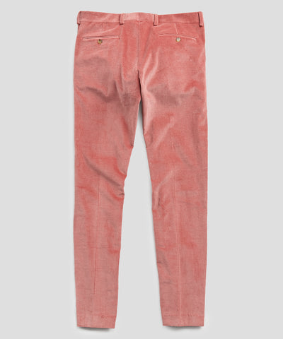 Sutton Corduroy Trouser in Pink
