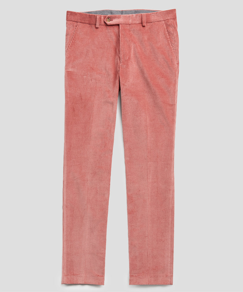 Sutton Corduroy Trouser in Mauve