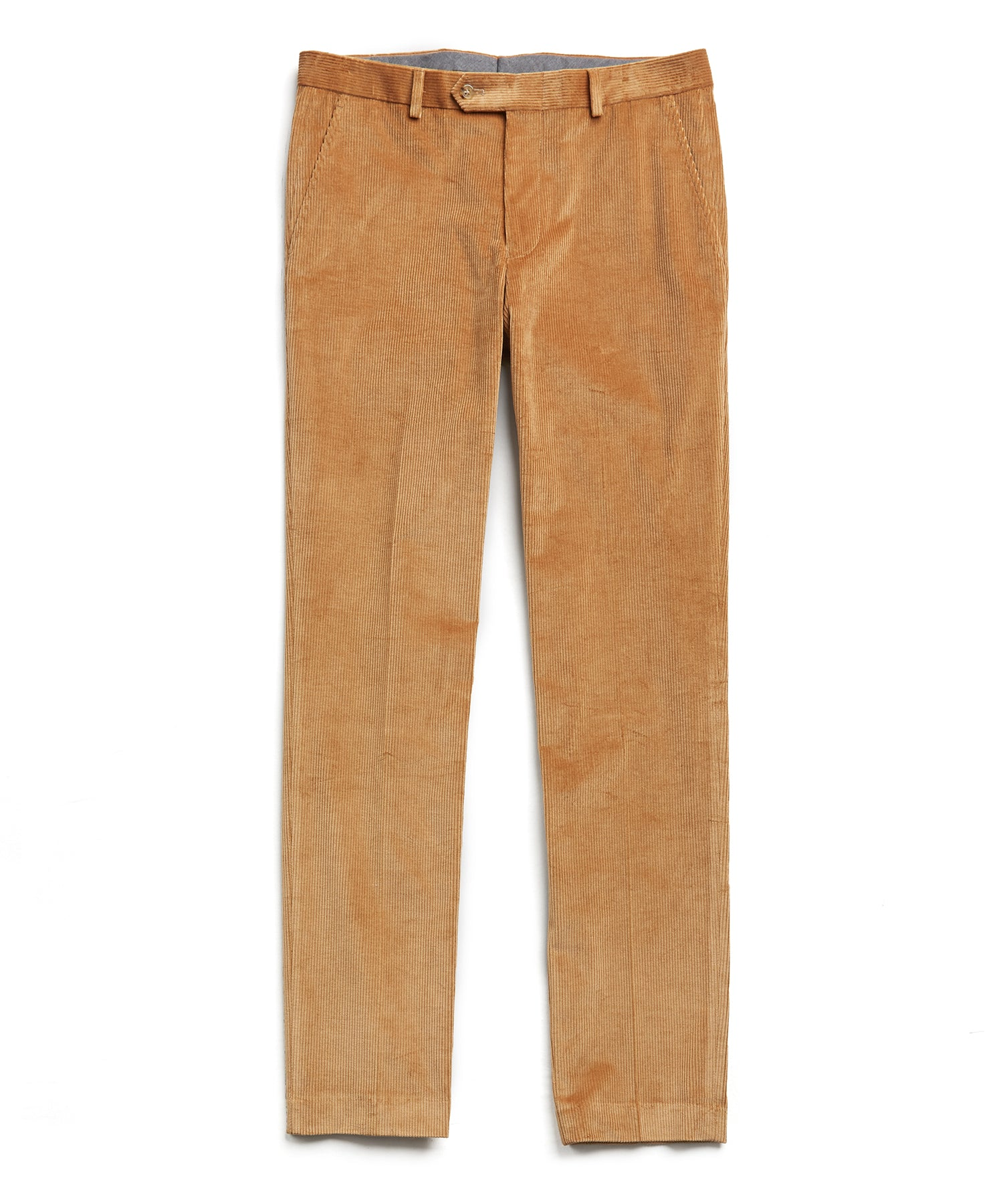 Sutton Corduroy Trouser in Mocha