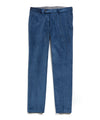 Sutton Corduroy Trouser in Blue