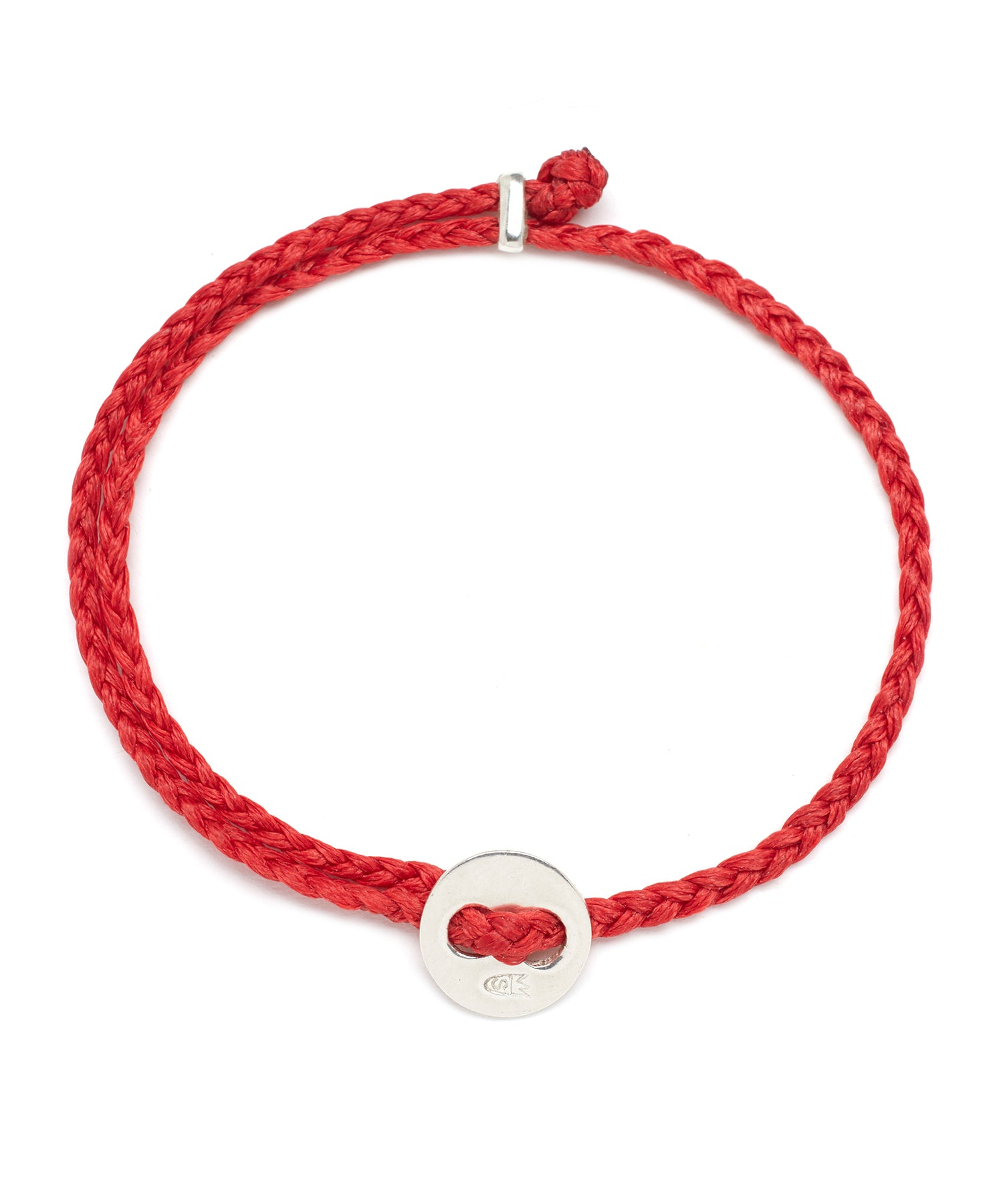 Scosha Signature 4MM Bracelet in Scarlet