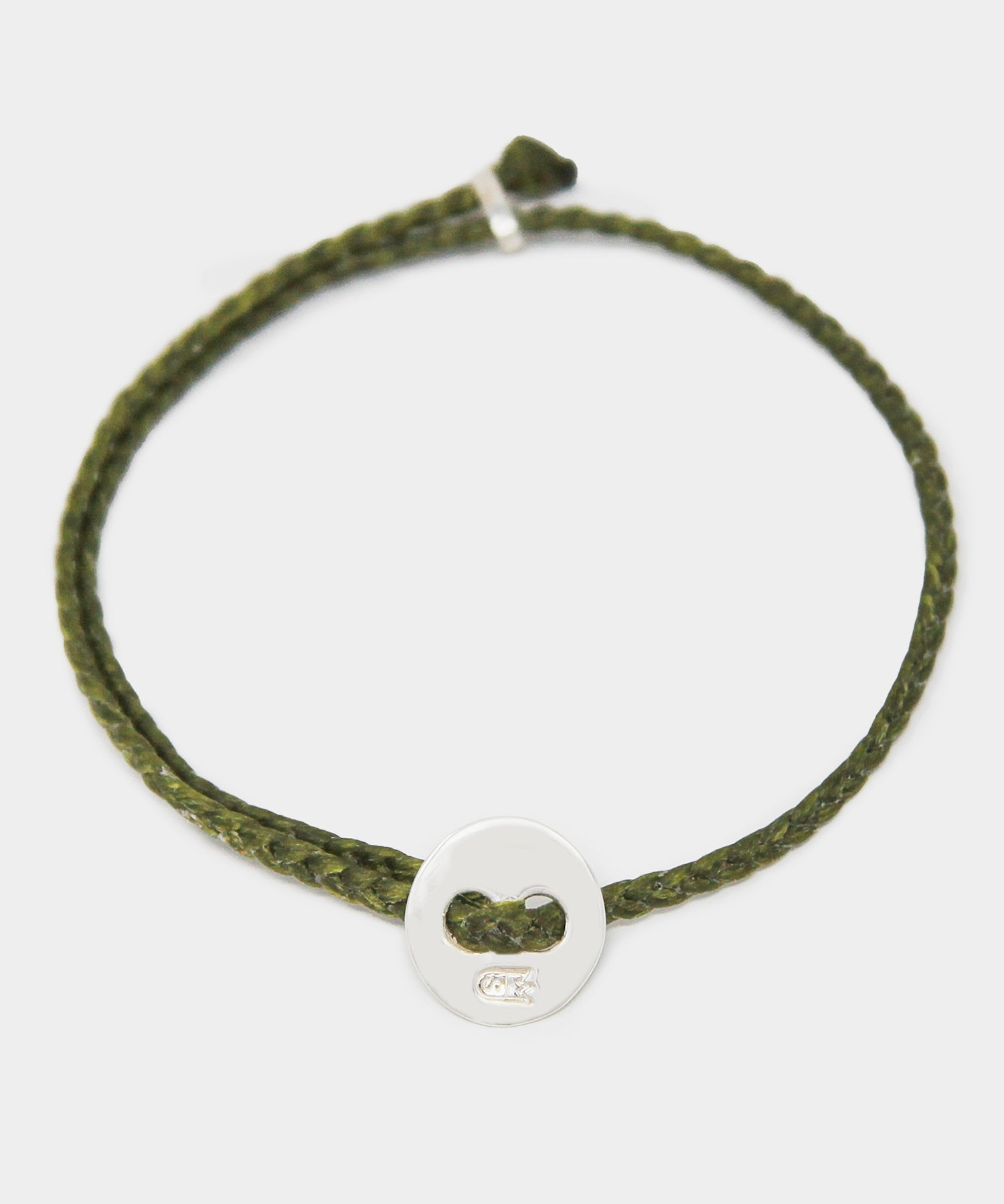 Scosha Signature 4MM Bracelet in Olive