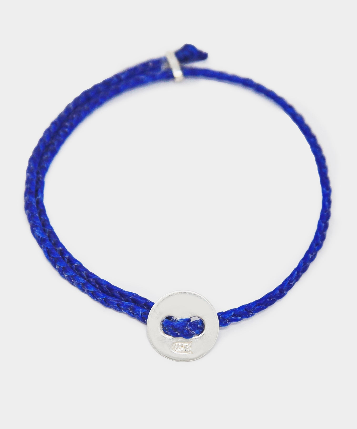 Scosha Signature 4MM Bracelet in Royal Blue