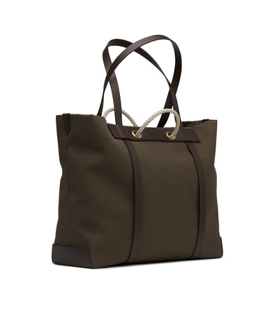 MISMO M/S Seaside Tote in Army