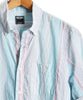 Lightweight Awning Stripe Button-down Shirt Alternate Image