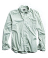 Lightweight Button Down Shirt in Sage