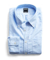 Solid Oxford Shirt in Light Blue
